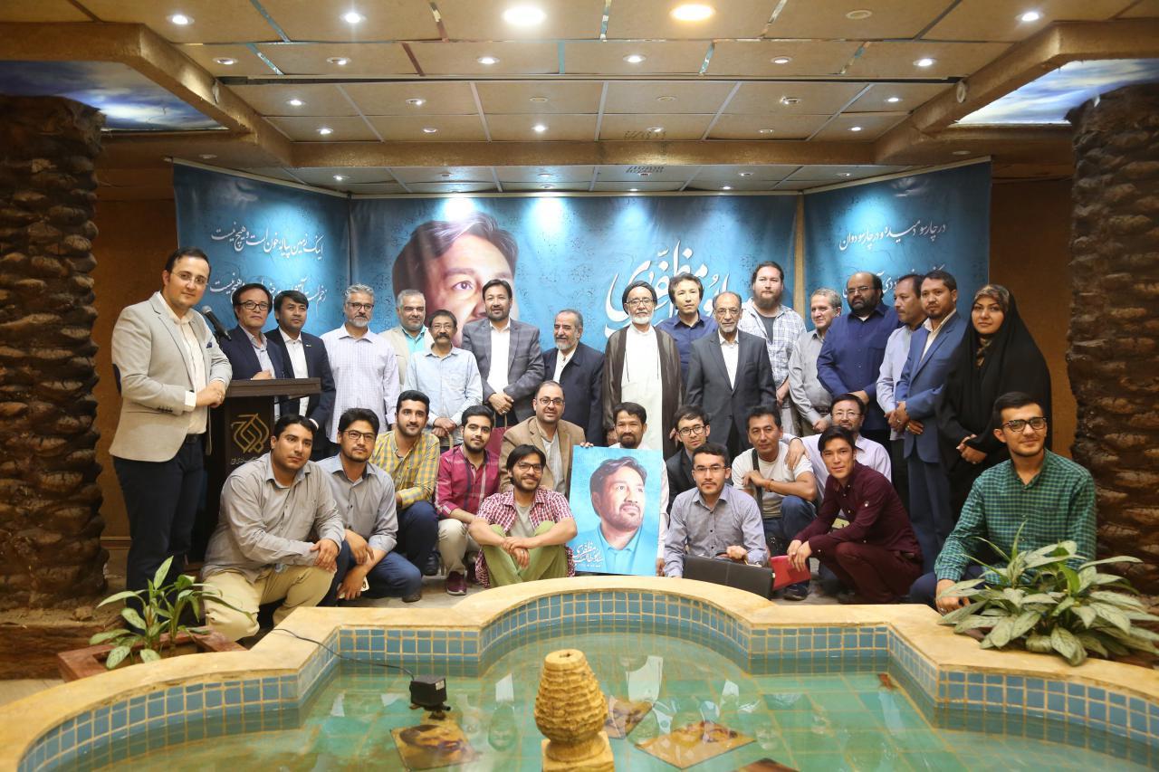 تجدید پیمان فرهنگی ایران و افغانستان در چهل و چهارمین شب شاعر