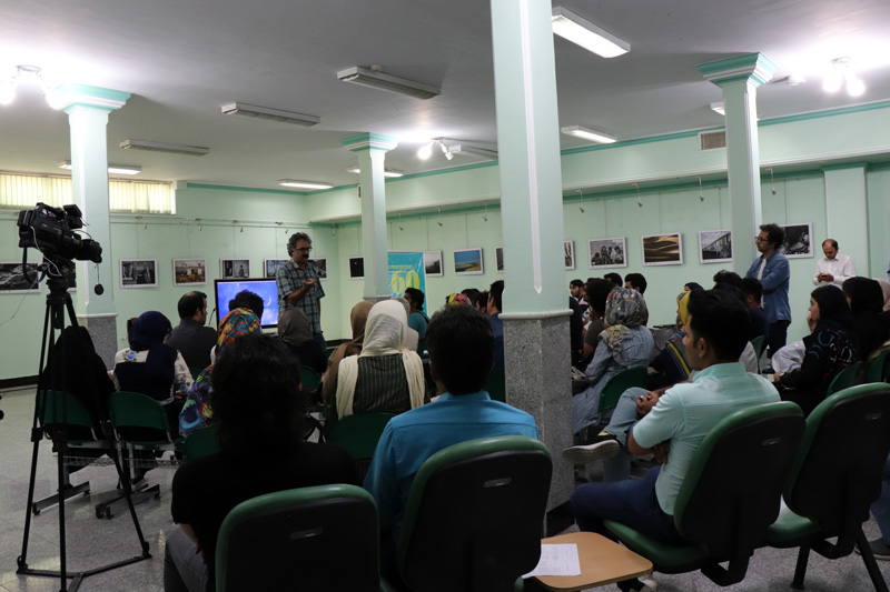 برگزاری نشست تخصصی «عکاسی مردمنگاری» با حضور حسن غفاری