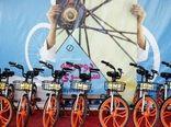 تشویق کارمندان دولت که با دوچرخه تردد میکنند