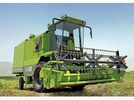 برداشت مکانیزه 95 درصدی برنج در بابل