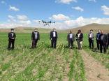 بهره برداری از چهار طرح کشاورزی در شهرستان مراغه