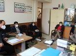 برگزاری جلسه شبکه مراقبت در شهرستان فاروج