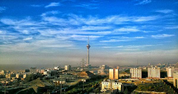 هوای تهران سالم میماند