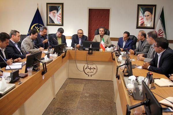 افزایش سرمایه صندوق توسعه محصولات کشاورزی استان تهران