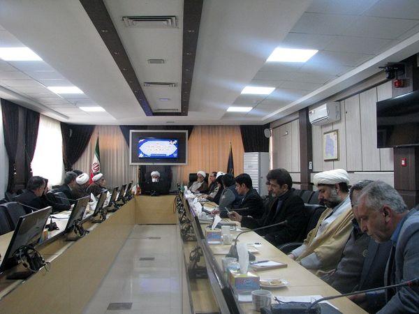 برگزاری اولین جلسه کارگروه روستایی و عشایری ستاد دهه فجر در خراسان شمالی