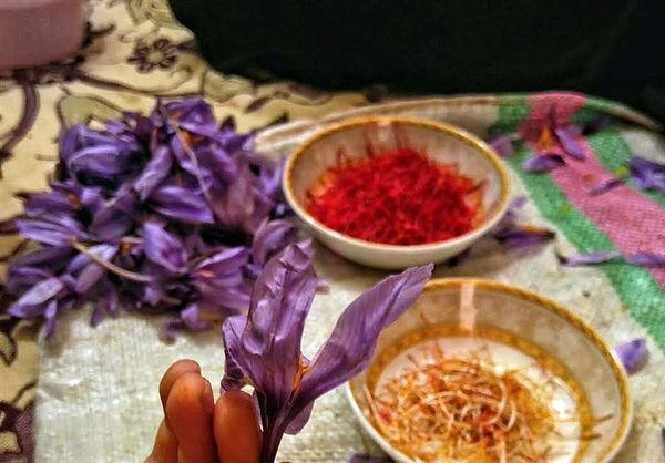 قیمت جهانی زعفران ایران گرانتر از بازار داخل است