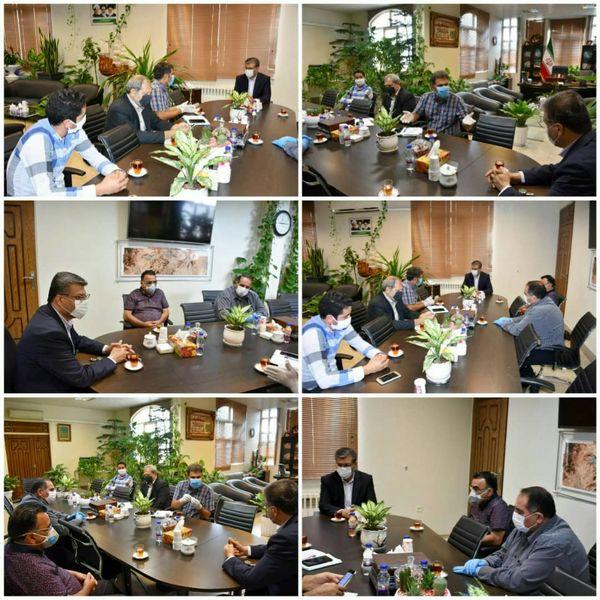مسائل و مشکلات گلخانهداران شهرستان پاکدشت بررسی شد