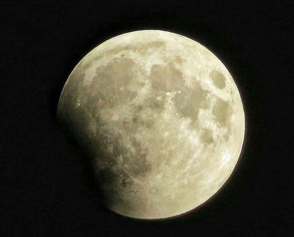 """طولانیترین """" ماه گرفتگی """" قرن کلید خورد"""