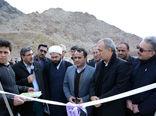 پروژه پایاب سد حاجیلر چای شهرستان جلفا افتتاح شد