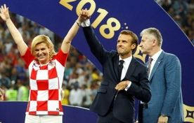وقتی رئیسجمهوری کرواسی ترس نداشت!