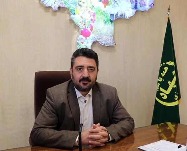 به مناسبت هفته دولت۲۰۶ طرح کشاورزی در استان اصفهان به بهره برداری رسید