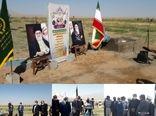 افتتاح پروژه آبیاری کم فشار روستای چاه پایاب شهرستان زیرکوه