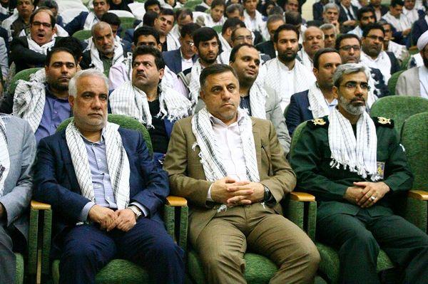 رییس سازمان جهادکشاورزی هرمزگان تجلیل شد