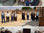 بازدید مسؤل حوزه نمایندگی ولی فقیه در سازمان جهاد کشاورزی استان قزوین از مناطق سیل زده آوج