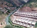 تولید ماهی در کردستان افزایش مییابد
