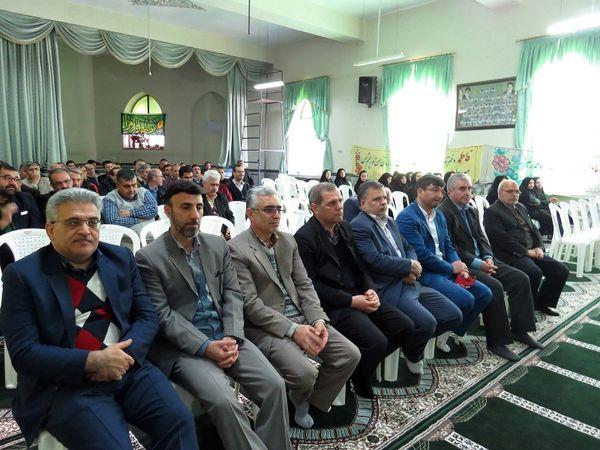 برگزاری جشن میلاد با سعادت حضرت فاطمه زهرا (س)در سازمان جهاد کشاورزی خراسان شمالی