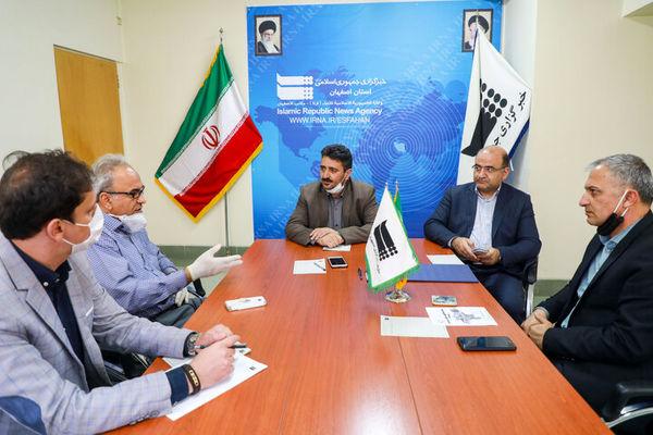 اجرای طرحهای نوین آبیاری از اولویتهای سازمان جهاد کشاورزی اصفهان است