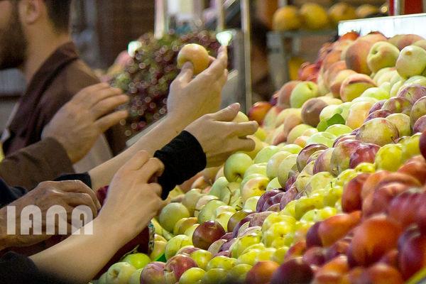 قیمت 60 قلم میوه اعلام شد