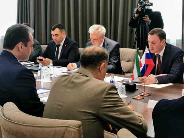 ایران و روسیه بر توسعه همکاریهای کشاورزی تاکید کردند
