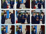 تجلیل ازفعالیتهای اثربخش جهاد کشاورزی آذربایجان شرقی درکسب عنوان دستگاه برتر در بیست وسومین جشنواره شهیدرجایی