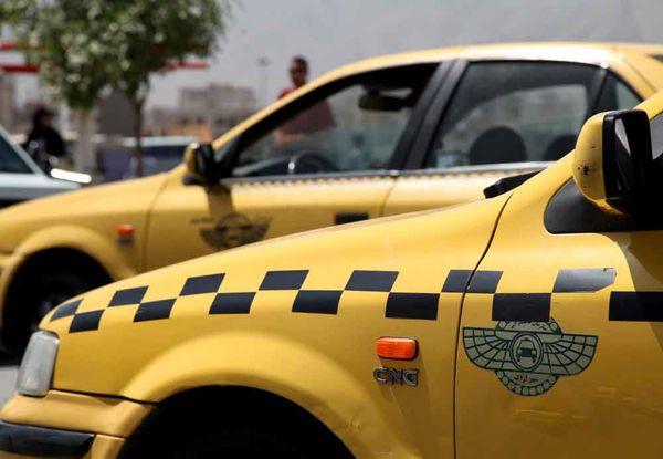 نرخ تاکسی ها از امروز گران شد