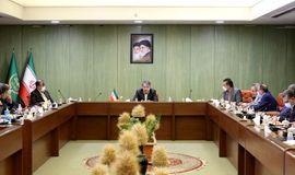 دیدار وزیر جهاد کشاورزی با اتحادیههای حوزه باغبانی کشور