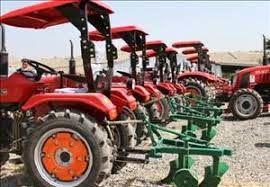 لزوم پلاکگذاری تراکتورها و ماشینهای کشاورزی خودگردان