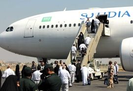 اولین زائران ایرانی به مدینه رسیدند