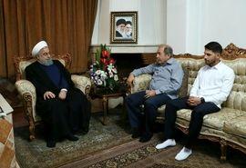 دیدار رئیسجمهور با خانواده شهدا، جانبازان و آزادگان