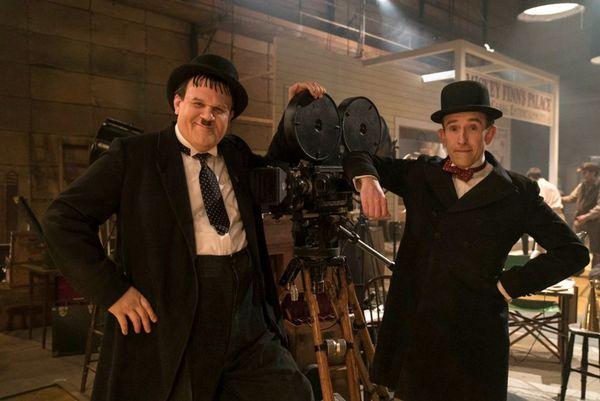بازگشت زوج کمدی لورل و هاردی به پرده سینما