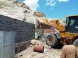 7هزار مترمربع از اراضی ملی دماوند از ید متصرفان خارج شد