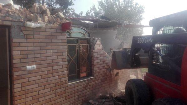 آزاد سازی 2 هکتار از اراضی کشاورزی تهران از دست متصرفان
