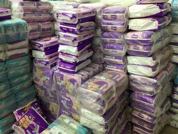 واردات فوری پوشک برای کنترل قیمت