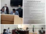 امضای تفاهمنامه مشارکت بین اتحادیههای تعاون روستایی استان سمنان و تهران