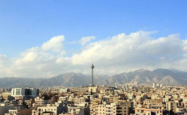 تهران خنک و شمال بارانی میشود