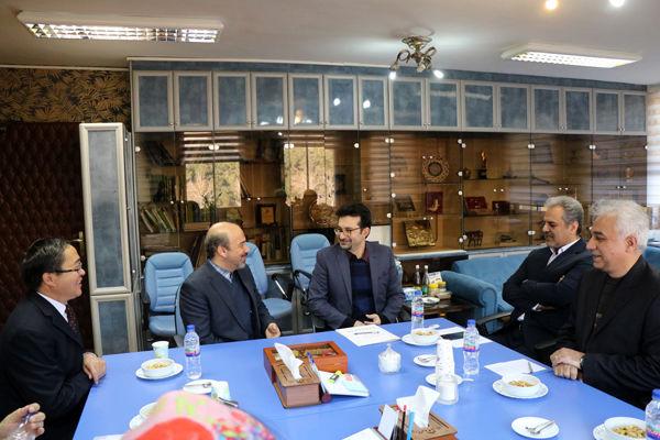 توسعه همکاریهای آموزشی و تحقیقات کشاورزی ایران و چین