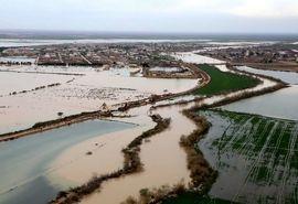 پرداخت 1860 میلیارد تومان غرامت سیل به خسارت دیدگان بخش کشاورزی