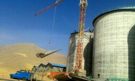 مجتمع بزرگ تولید آرد در رستم احداث میشود