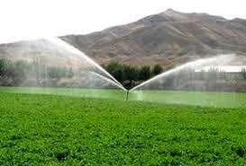 تجهیز 70 هزار هکتار از اراضی کشاورزی آذربایجان غربی به شبکه های آبیاری تحت فشار