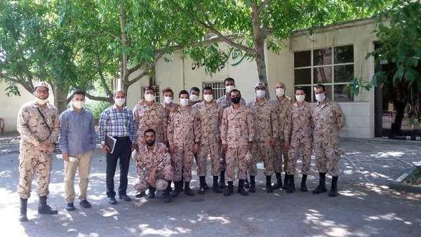 برگزاری دوره مهارتآموزی اصول پرورش مرغ گوشتی برای سربازان وظیفه در استان تهران