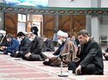 مراسم سوگواری به مناسبت رحلت پیامبر اکرم(ص) و شهادت امام حسن مجتبی(ع) و امام رضا (ع)