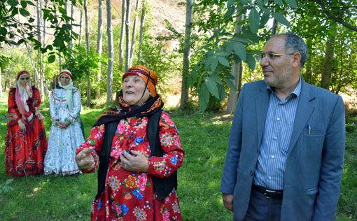بیش از 40 درصد باغات زغال اخته استان آذربایجان شرقی در کلیبر قرار دارد