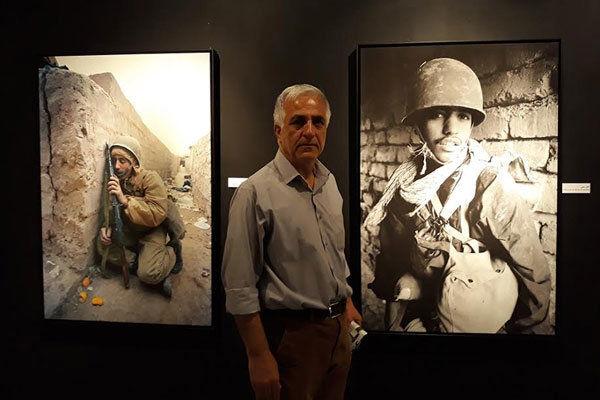 نقد و بررسی «هنرِ جنگ» در گالری شهرکتاب فرشته