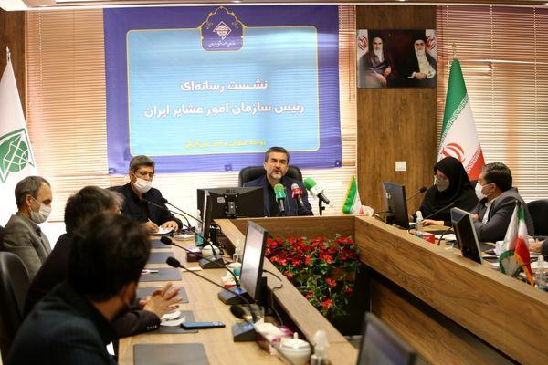 تامین 100 هزار تن نهاده دامی برای عشایر تا پایان اردیبهشت
