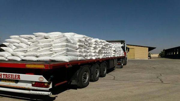 توزیع ۱۷۵ تن کود اوره در شهرستان اردل