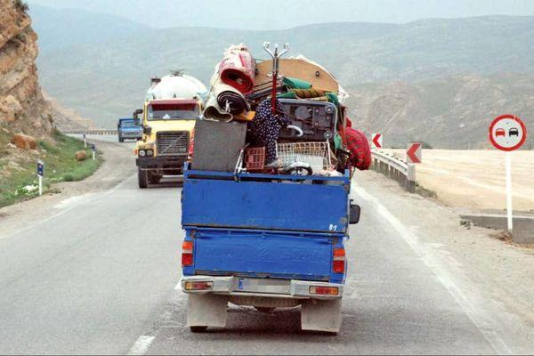 گیلان مقصد بازنشستگان استانهای بیآب