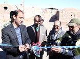 افتتاح پروژه آبیاری تحت فشار شهرستان خوسف خراسان جنوبی