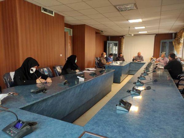 برگزاری جلسه کارشناسی کشتهای پاییزه در تاکستان