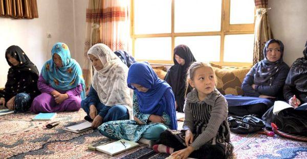 افزایش نرخ بیسوادی در اتباع افغانی