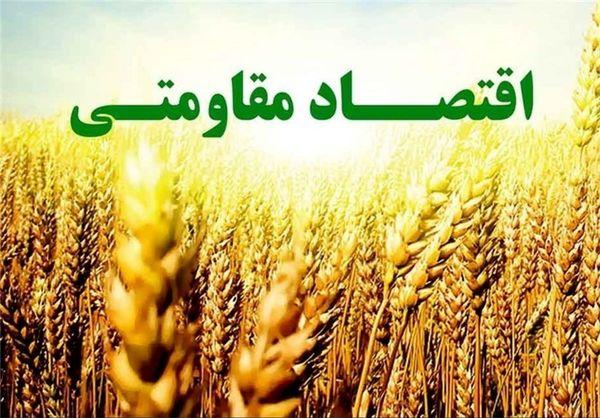 تصویب ۱۱پروژه اقتصاد مقاومتی در بخش کشاورزی استان تهران